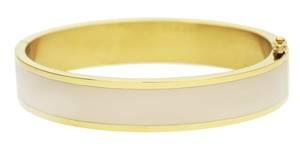 Esprit Damen Armreif Edelstahl Gold/Beige Classy ESBA11380B620