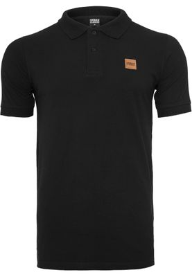Urban Classics Mens T-Shirts Heavy Polo Pique Shirt TB995