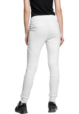 Urban Classics Damen Hosen Ladies Melange Biker Sweatpants TB1055