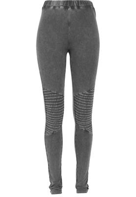 Urban Classics Damen Leggings Ladies Denim Jersey Leggings TB1056