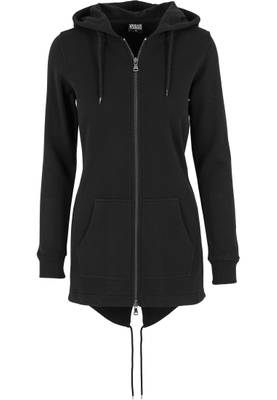 Urban Classics Damen Jacke Ladies Sweat Parka TB1075