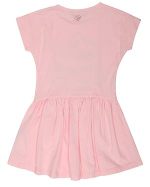Blumarine Miss Blumarine Baby Jeans Girls Summer dress Pink Knee-Length 34GAB54-00187