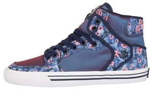 Supra Damen Sneakers WMNS VAIDER Purple/Floral-White SW28021