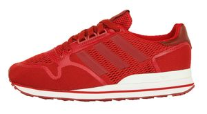 Adidas Men red/white ZX 500 TECH FIT red/white M19298