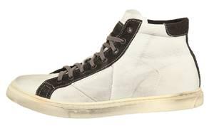 Ylati Herren Sneakers VESUVIO White Leather 1015