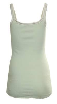 CONLEY'S Damen Top Mint Rippentop 51895