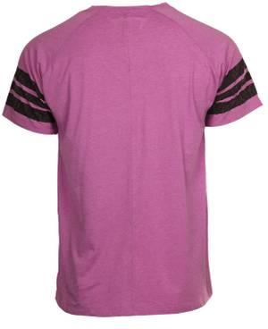 Geelong Herren T-Shirts Lila 9301-3228