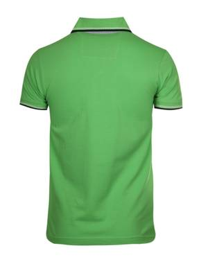 Antonio Basile Men Polo shirt green R3-Verde