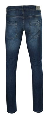 Oranjeans Men Jeans Stone Wash Used C152
