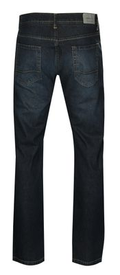 Oranjeans Men Jeans Dark Blue Used C192