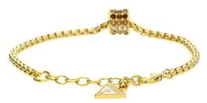 Guess Damen Armband Metall Gold G Rounds UBB71549-S