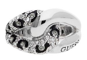 Guess Damen Fingerring Metall Silber UBR51421