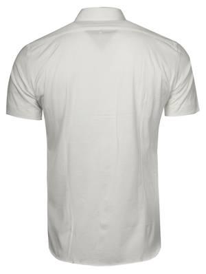 Pal Zileri Lab. Men's Shirt Short Sleeve White 50031-01-P70L726C