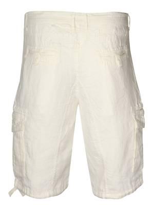 Lenny and Loyd Men's Shorts White 11171B