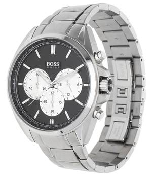 20822f55e82 Hugo Boss Men Watch Chronograph silver 1512883