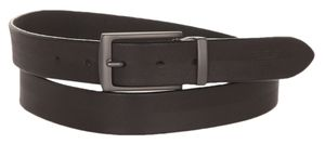 Armani Jeans Men Leather belt Nero 9310316A837-00020
