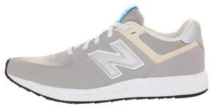New Balance Herren Sneakers Lifestyle Mode de vie Grau-Beige MFL574AG