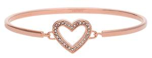 Esprit Women Bangle metal pink gold ESBA01299C600