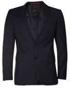 Tom Rusborg Men Jacket dark blue 160847-24006-680-Sakko