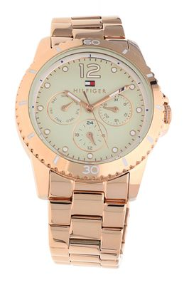 Tommy Hilfiger Women Watch pink gold 1781584
