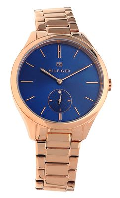Tommy Hilfiger Women Watch pink gold 1781579