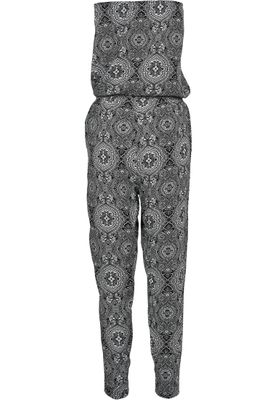 Urban Classics Damen Ladies Viscose Bandeau Jumpsuit TB1955