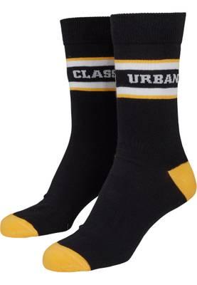 Urban Classics Logo Stripe Sport Socks 2-Pack TB2156