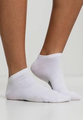 Urban Classics Logo No Show Socks 5-Pack TB2157