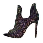 Janiko Damen Peep-toes PARIS DREAM Glitter R1034
