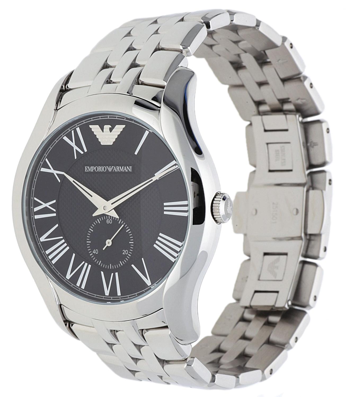 Armbanduhr Armani Silber Emporio Ar1706 Herren b6yYf7vg