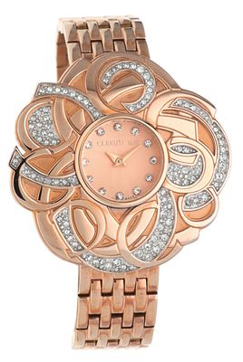 Cerruti Women Watch pink gold CRWM041S2810