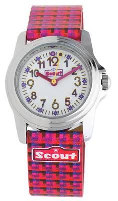Scout Kids Armbanduhr Rot 280301014