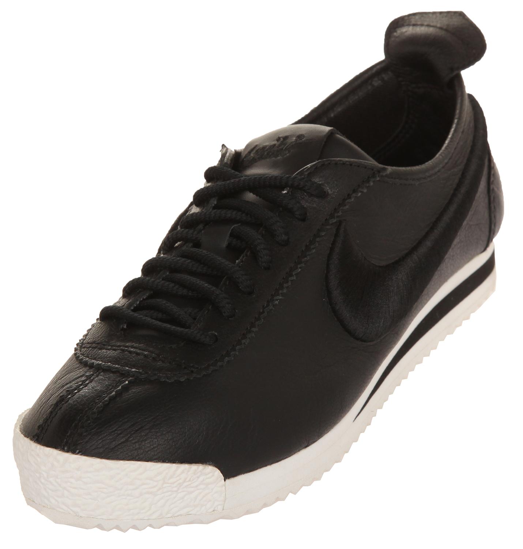 Nike Damen Sneakers WMNS Classic Cortez 72 SI Black Black Ivory 881205-001 f061268a4