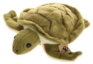 WWF Kids plush figure Polyester Green white Sea Turtle 15214001
