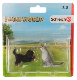 Schleich Kids Farm World Kunststoff multicolored Farm Life 2Pack3 87392