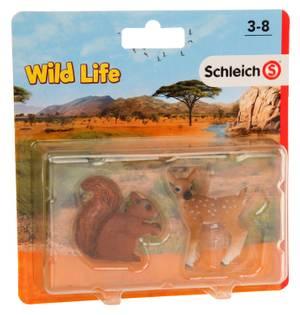 Schleich Wild Life Wild Life 2Pack1 87393