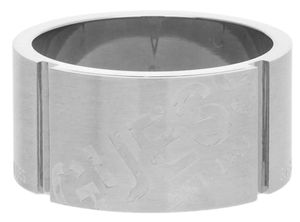 Guess Men finger ring Edelstahl silver UMR11108