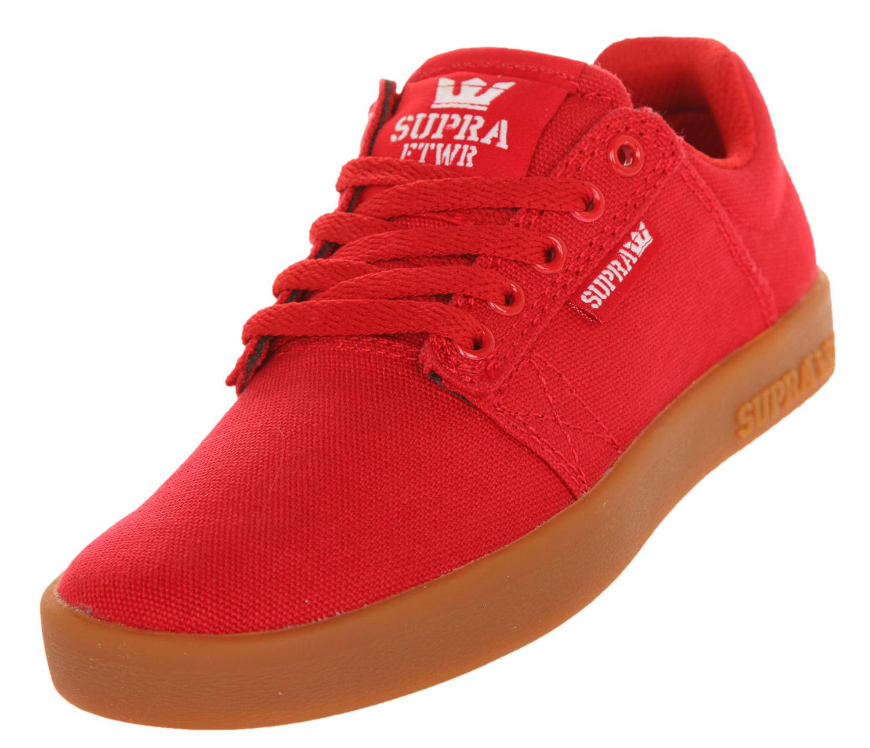 321b49a0d3dd Supra Kids Sneakers Kids Westway Cardinal-Gum SK12037