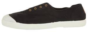 Victoria Men Sneakers Inglesa de Lona Negro 6627-NEGRO
