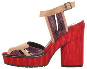 Missoni Damen High Heels Rosso SM21-C