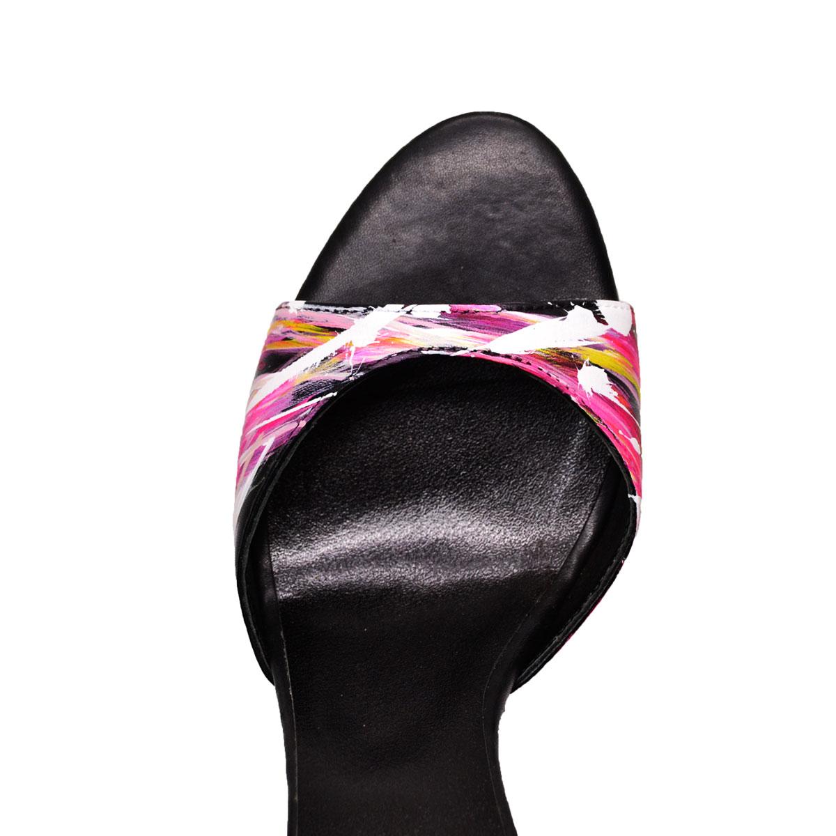 Janiko Damen High Heels RUBY Mehrfarbig R1025