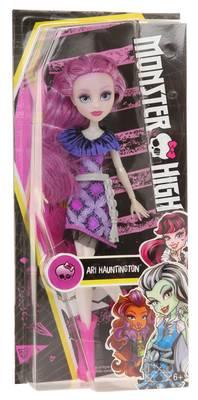 Mattel Girl Monster High Kunststoff multicolored Mortal monster Ari Hauntington DPL86