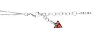 Guess Women necklace Metall silver UBN81027