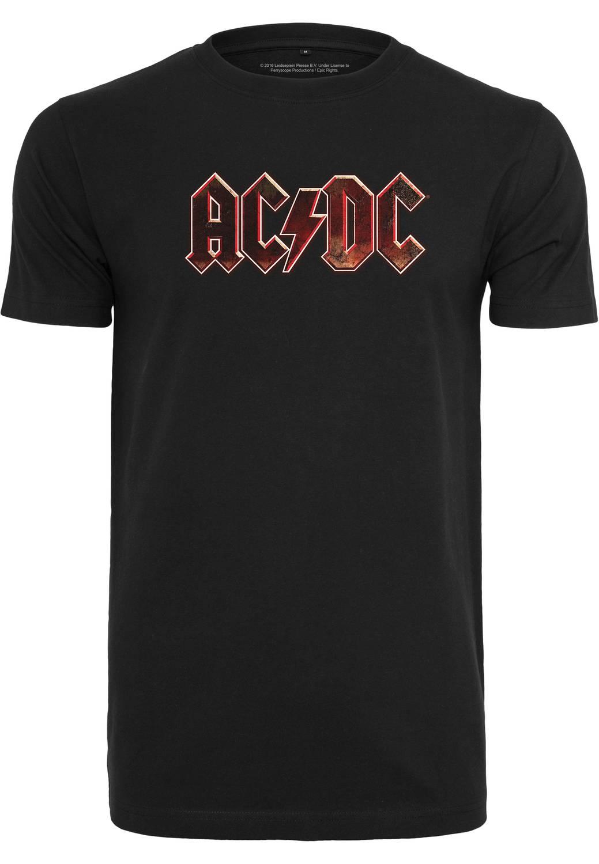 uk availability afc58 c0e77 Mister Tee Herren AC/DC Voltage Tee MT451