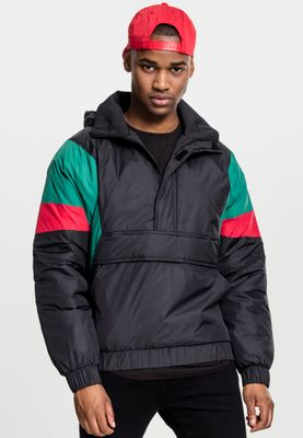 3-Tone Pull Over Jacket