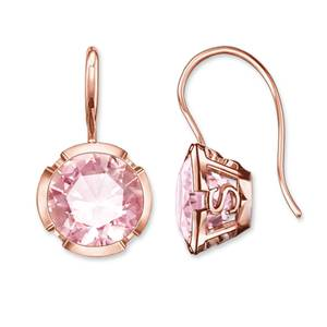 Thomas Sabo Women earrings earrings 925 silber rose gold H1837-540-9