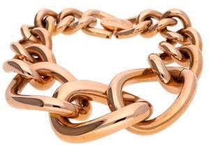 Joop! Damen Armband Edelstahl Rosegold JPBR10611C215