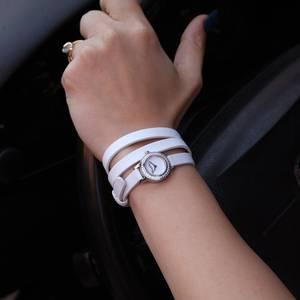 Thomas Sabo Damen Uhr Glam & Soul Wechselband weiß/rosa WA0156-260-202