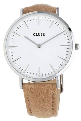 CLUSE Damen Armbanduhr La Bohème hellbraun CL18234