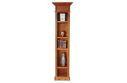 Bücherregal Gotland Pinie teilmassiv Holz Schrank Regal Standregal Bücherschrank – Bild 2